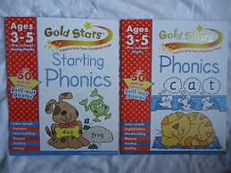 pre children u0027s workbooks ages 3 5 phonics sounding letters