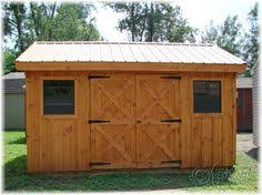 Best Barns Millcreek Best Barns Millcreek 12 Ft X 20 Ft Wood Storage Shed Kit With