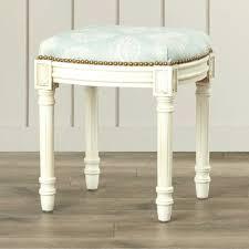 Bathroom Vanity Chairs Bathroom Vanity Stool With Storage Vanity Stool Bench In Vanity