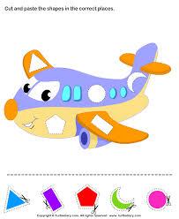 preschool cut and paste worksheets worksheets