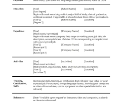 free sle resume in word format 2 resume sle resume resume sles nyc ssjorg sle free