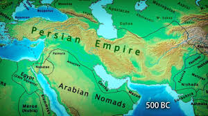 Mid East Map Middle East Through Maps 1300 Bc To 1500 Ad Youtube