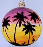 key west tree ornaments