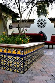 Mexican Tile Backsplash Kitchen 236 Best Decorating With Talavera Tiles Images On Pinterest