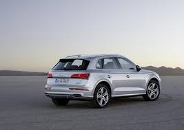 Audi Q5 New Design - official 2017 audi q5 gtspirit