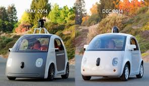 google images car this is google s first complete prototype of its self driving car