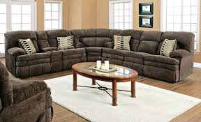 Microfiber Sectional Sofa With Chaise by Black Leather Sectional With Chaise And Recliner Sectional Sofa