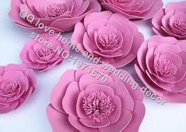 Photo Frame Decorative Cheap Wholesale Paper Flowers  otah