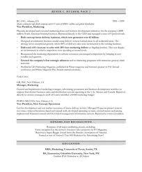winning resume examples