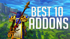 the 10 best world of warcraft addons youtube