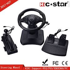 xbox 360 steering wheel wholesaler gaming steering wheel pc for ps4 ps3 xbox
