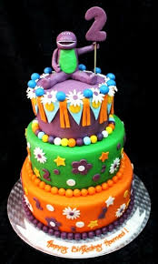 barney birthday cake barney theme cakes birthday cakes in dubai