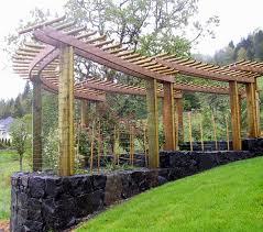 Garden Trellis Design by Trellis Garden Trellis Design In Front Of The House U2013 Indoor And