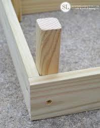 waist high raised garden bed plans u2013 howtospecialist u2013 how to