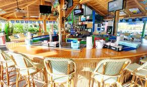 locations fort myers beach tiki bar pinchers florida seafood