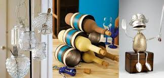 craft ideas for kitchen 25 reuse and recycle ideas for kitchen decorating in eco style