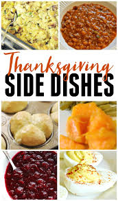 thanksgiving side dishes this s crafty
