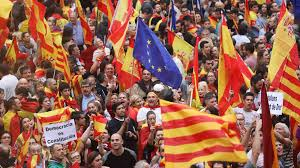 catalans prepare for controversial vote on independence from spain