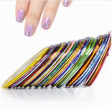 popular nail art tape stickers buy cheap nail art tape stickers