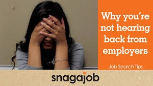 Resume Job History How Far Back by Job Search Tips Part 5 Why You U0027re Not Hearing Back From