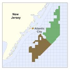 New Jersey New York Map by New Jersey Activities Boem