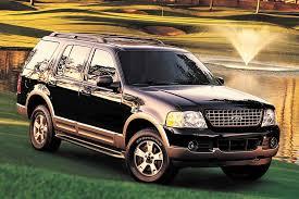2002 ford explorer v8 transmission 2002 05 ford explorer consumer guide auto