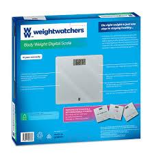 Weight Watchers Bathroom Scale Battery Ww58a 3d Back Jpg