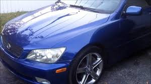 lexus hatchback modded 2002 lexus is300 sportcross restored youtube