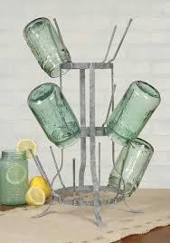 95 best bottle cup drying racks images on pinterest bottle rack