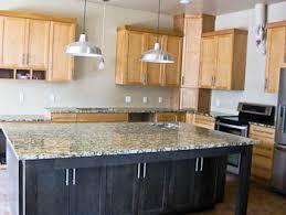 granite island kitchen lago vista granite kitchen with a big granite island