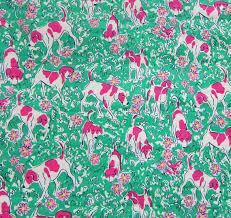 lilly pulitzer corduroy fabric finishing by lillyfabricshop home