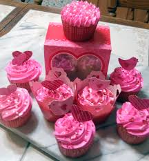 Valentine S Day Cupcake Decorating Ideas by Share The Sweetness On Valentine U0027s Day