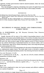 recurrence in ergodic theory and combinatorial number theory by
