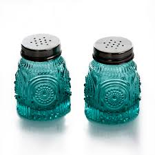 Cute Salt And Pepper Shakers by The Pioneer Woman Adeline Glass Butter Dish With Salt And Pepper