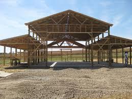 ideas pole barn vs metal building pole building with apartment