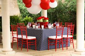 Fourth Of July Table Decoration Ideas Best 4th Of July Decoration 2017 Homemade Fourth Of July
