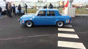 renault gordini r8 r8 gordini youtube