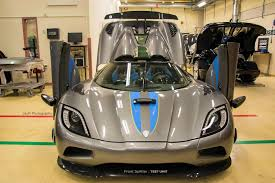 light blue koenigsegg koenigsegg factory visit the making of the agera on a quest for