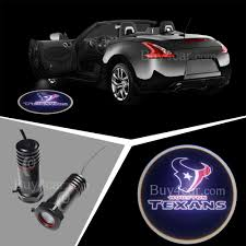 custom mitsubishi emblem nfl houston texans led welcome light gobo ghost shadow projector