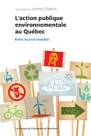 bureau d udes environnement l publique environnementale au québec entre local et