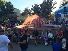 Vallejo Ca Six Flags Theme Park Overload Fright Fest 2015 At Six Flags Discovery