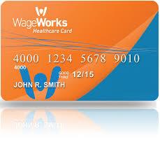 photo card wageworks healthcare card wageworks
