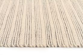 wool rug glencoe cream grey woven wool rug