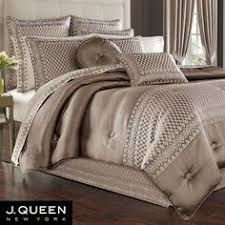 an awesome j queen new york bohemia comforter set in champagne