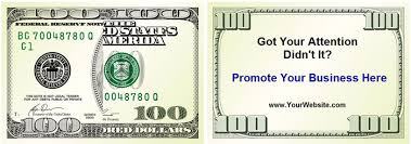 drop card marketing order drop cards sizzle cards and dollar