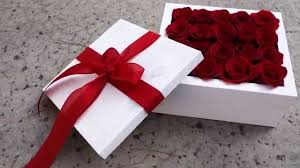 boxed roses box of roses valentines day flowers san diego