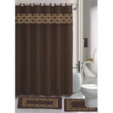 Country Shower Curtains For The Bathroom Mainstays 15 Bath Set Complete Bathroom Sets Target Sears