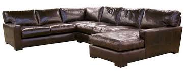 i want a leather couch with extra deep seating and soft leather