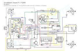 vespa px wiring diagram vespa wiring diagrams collection