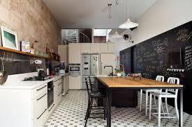 kitchen gloss moroccan flooring white board wall decorative